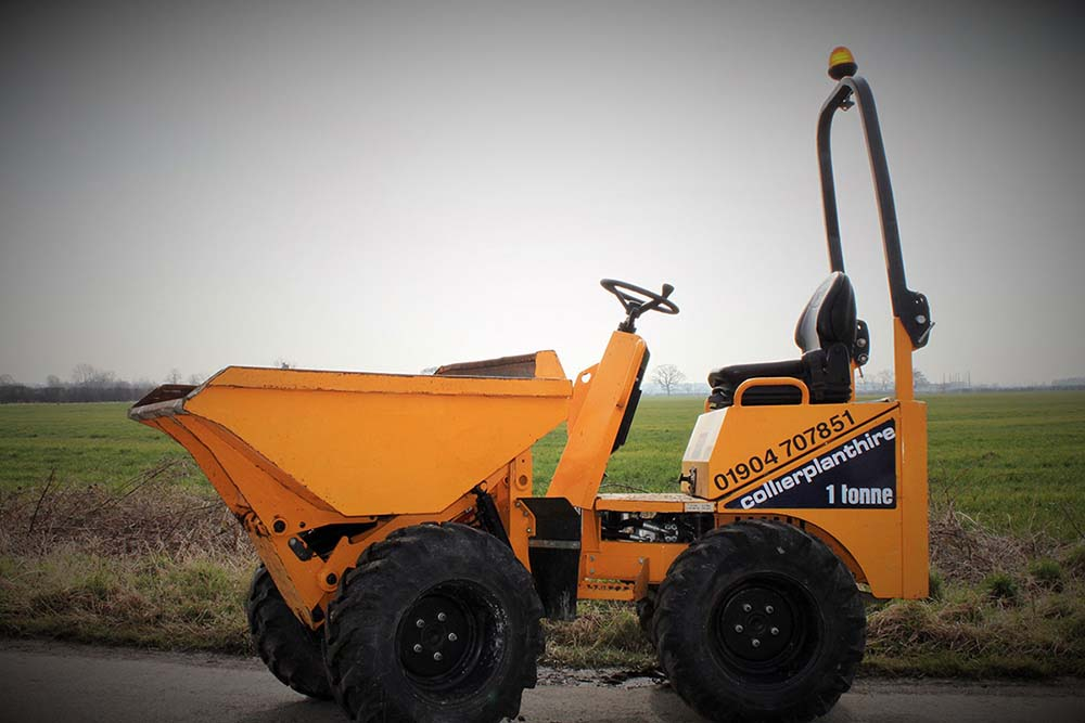 1 Tonne Dumper for Hire in Yorkshire