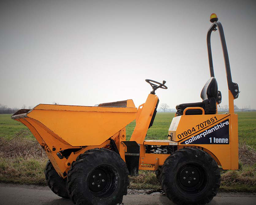 Dumpers for Hire in Yorkshire